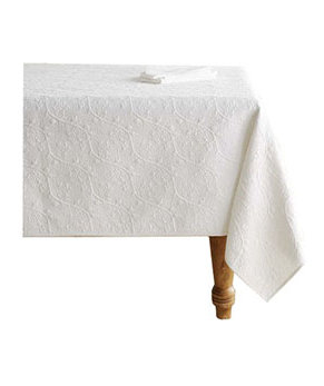 Vine Floral Boutis Tablecloth