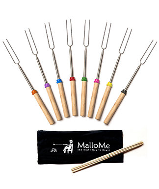 Marshmallow Roasting Sticks