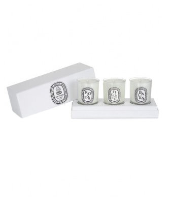 Diptyque Set of Mini Candles