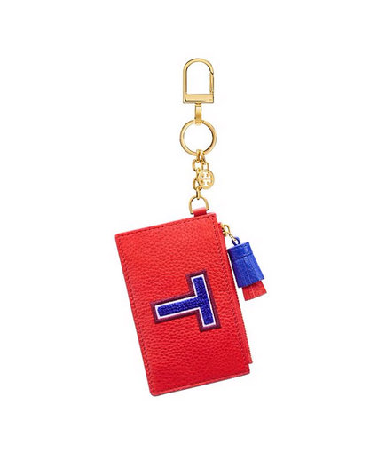 Monogram Card Case Key Fob