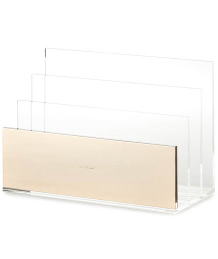 Strike Gold File Organizer