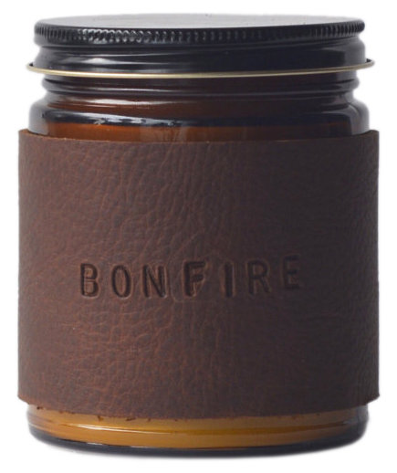 Bonfire Candle