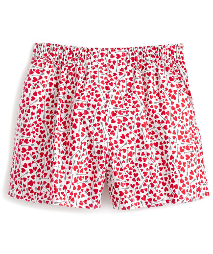 Hearts and Arrows Boxer Shorts