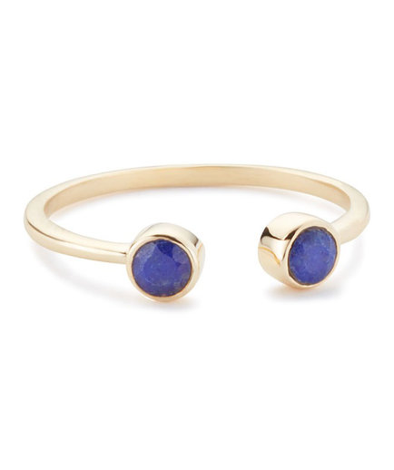 Margaret Elizabeth Reyes Stacking Ring
