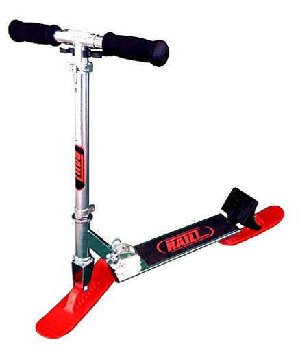 RAILZ Youth Snow Scooter