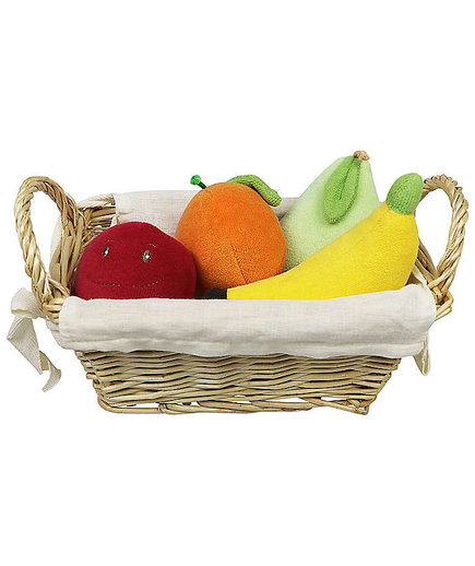 Farmer's Market Fruit Basket
