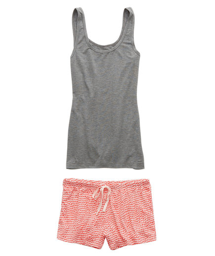 Aerie Softest Sleep Boxer and Real Soft Boy Tank