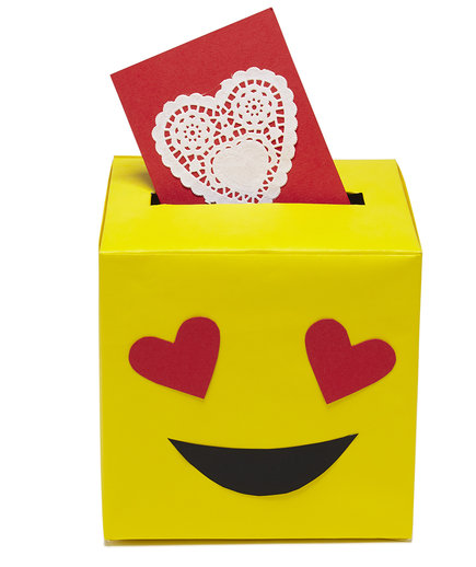 Valentines Day Card Boxes  Real Simple