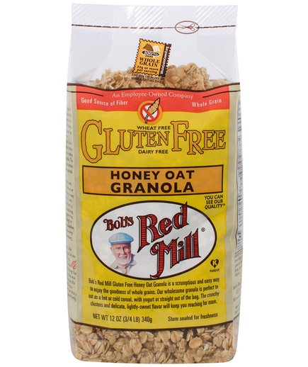 Bob's Red Mill Gluten Free Honey Oat