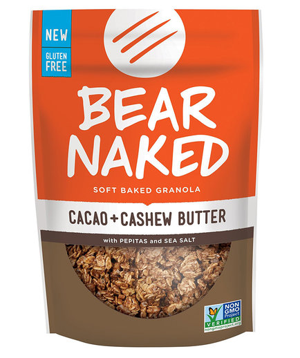 Bear Naked Granola (Cacao + Cashew Butter)