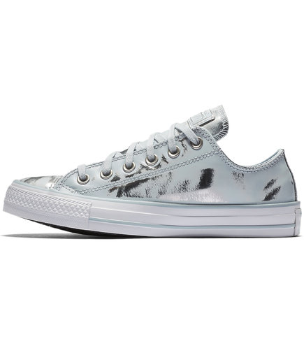 Converse Chuck Taylor All Star Brush Off Leather Low Tops