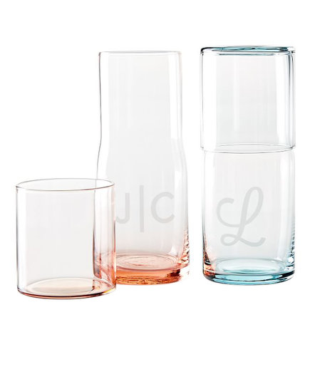 Everyday Glass Bedside Carafe