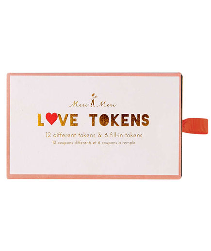 Meri Meri Paper Love Tokens