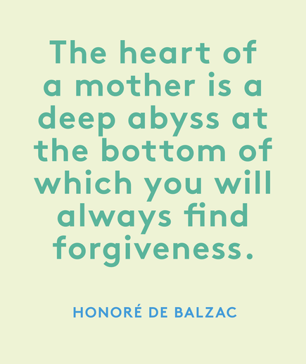 Mother's Day Quote: Honoré de Balzac