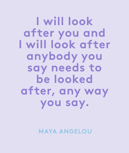 Mother's Day Quote: Maya Angelou