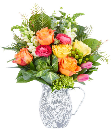 gorgeous flowerdelivery options for mother's day  real simple, Natural flower