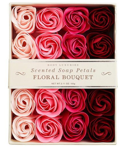Floral Bouquet Soap Petals