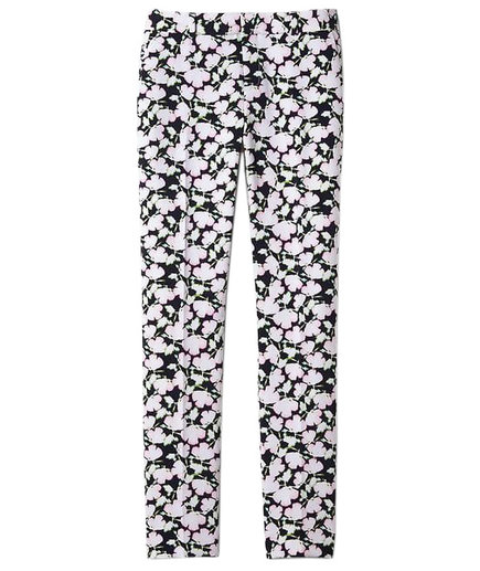 Banana Republic Avery Fit Floral Pant