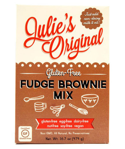 Julie's Original Gluten-Free Fudge Brownie Mix