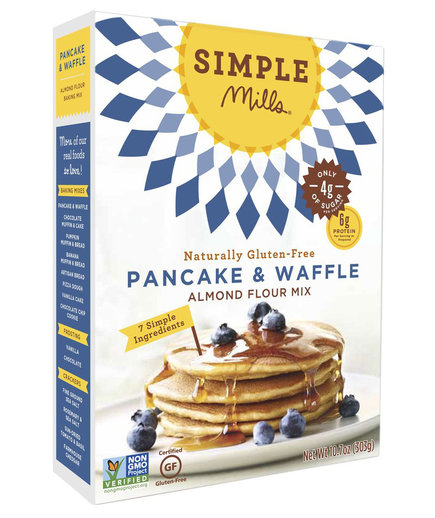 Simple Mills Gluten-Free Pancake and Waffle Mix
