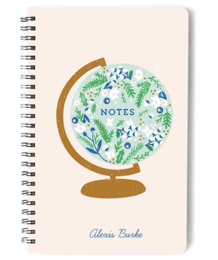 Global Flor Notebook