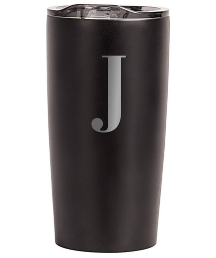 Monogram Stainless Steel Tumbler