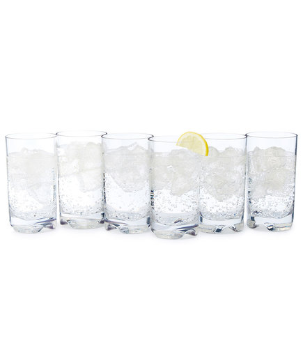 Unbreakable Tumbler Glasses – Set of 6