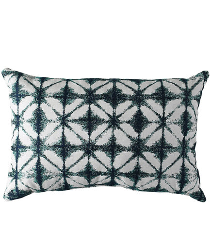 Windowpane Outdoor Pillow