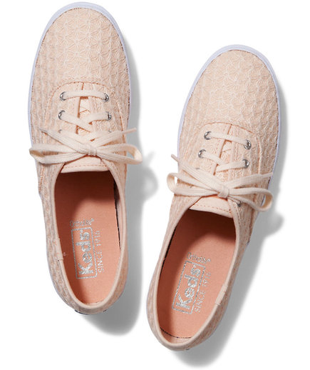 Keds Champion Mini Daisy Sneakers