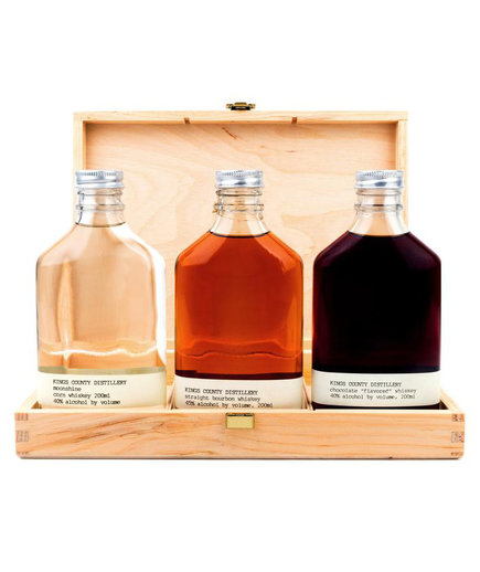 King's County Whiskey Set