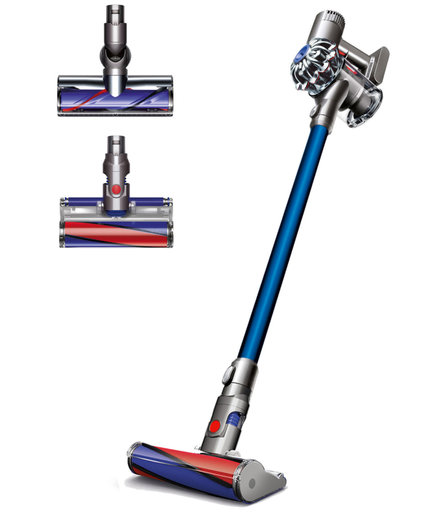 score amazing deals on vacuums and fans during dyson s huge sale real simple. Black Bedroom Furniture Sets. Home Design Ideas