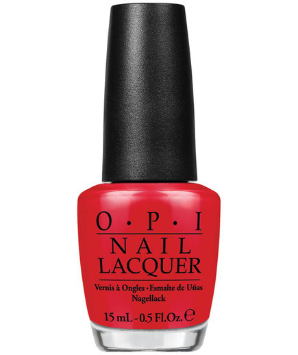 OPI in Coca-Cola Red