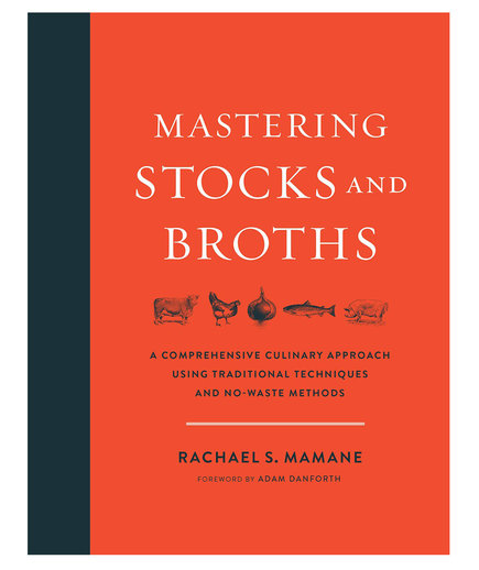Mastering Stocks and Broths by Rachael S. Mamane