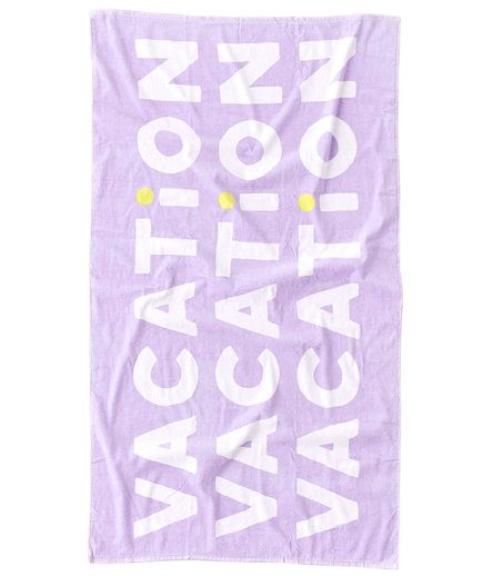 Ban.do Vacation Beach Towel