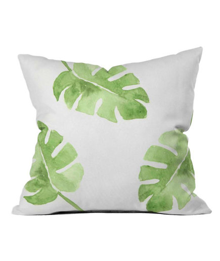 Deny Designs Wonder Forest Pillow