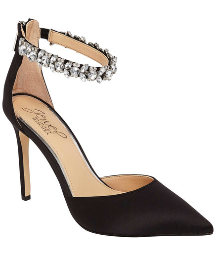 Badgley Mischka Lizbeth Ankle Strap Pump