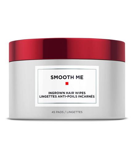 European Wax Center Smooth Me Ingrown Hair Wipes