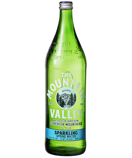 The Mountain Valley Sparkling Spring Water