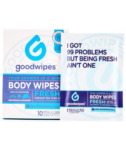 Goodwipes Body Wipes for Everyone