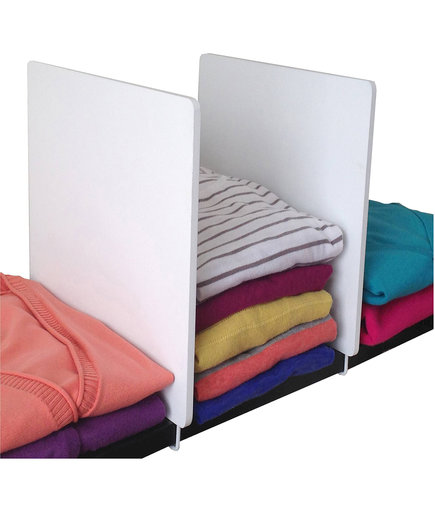 Axis Closet Shelf Dividers