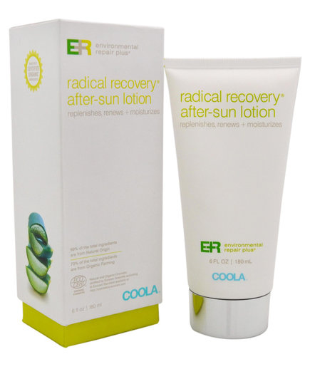 COOLA Environmental Repair Plus Radical Recovery After Sun Lotion