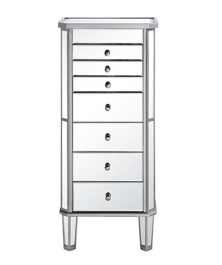 Wildon Home 7 Drawer Jewelry Armoire