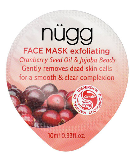Nügg Beauty Exfoliating Mask