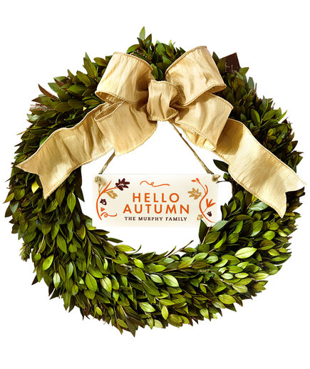 Real Simple Wreath For All Seasons