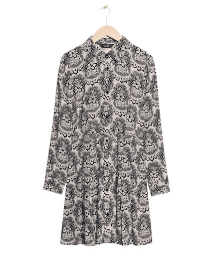 & Other Stories Buttoned Dress