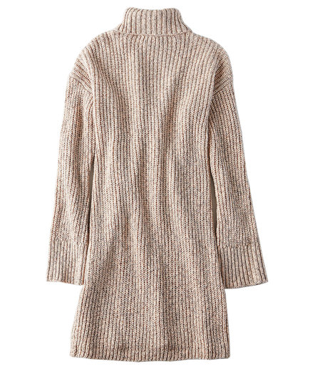 American Eagle Ahh-mazingly Soft Puff-Sleeve Sweater Dress