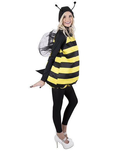 Bee Costume  sc 1 st  Real Simple & 7 Last-Minute Halloween Costumes You Can Get on Amazon Prime | Real ...