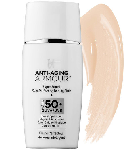 IT Cosmetics Anti-Aging Armour Skin-Perfecting Beauty Fluid SPF 50+
