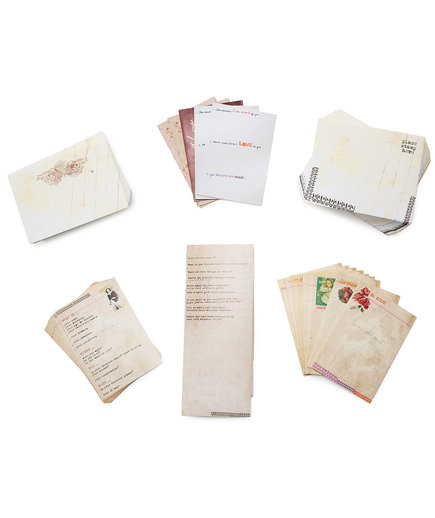 Mother & Daughter Letter Book Set