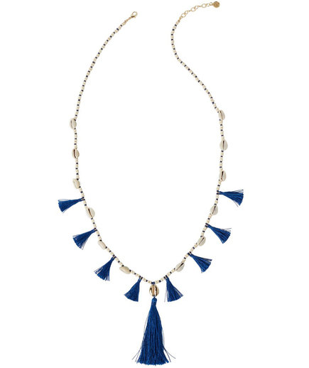 Tipsee Tassel Necklace